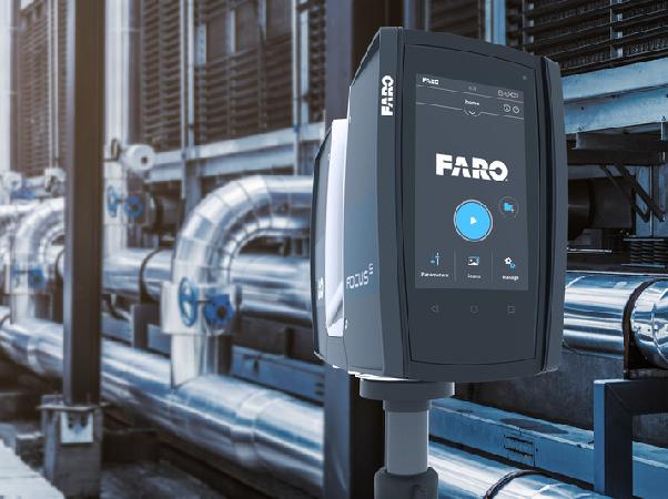 Faro Focus Laserscanner vs. Leica RTC 360
