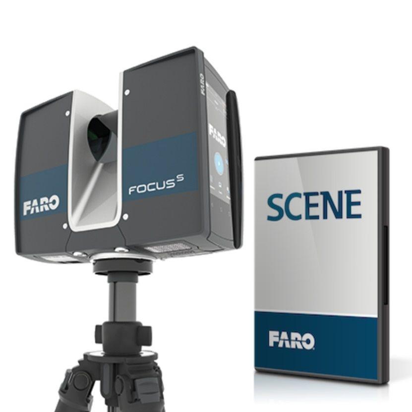 Faro Laserscanner mieten