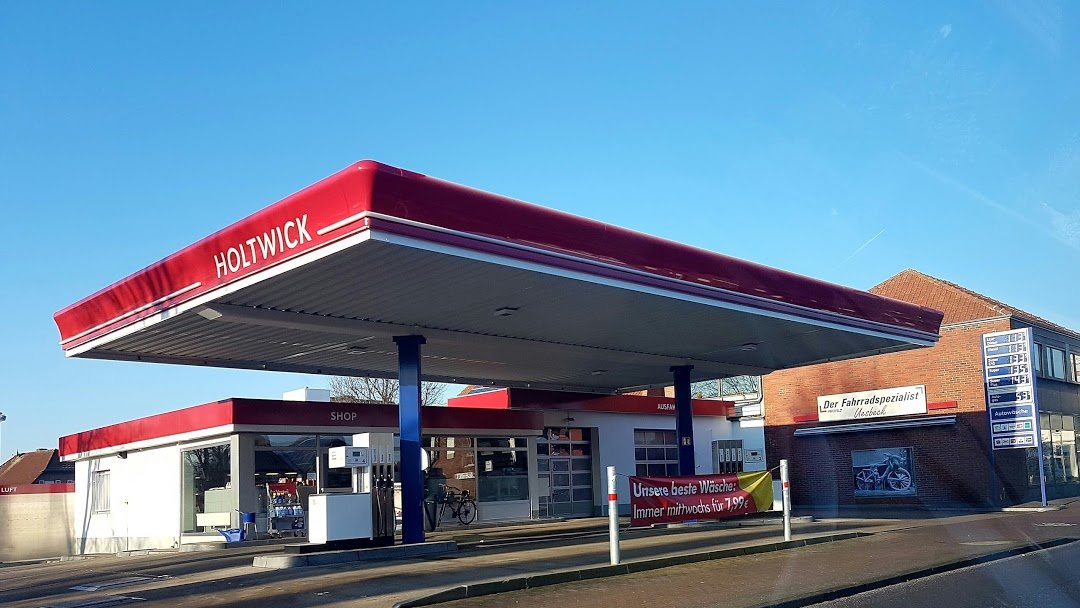 Digitalisierung und Visualisierung der Q1 Energy Tankstellen in Bückeburg