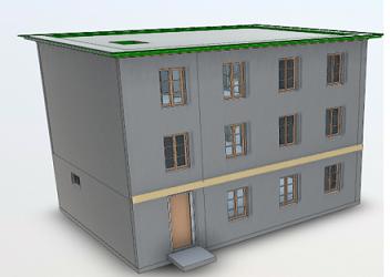 3D-Vermessung im Holzbau